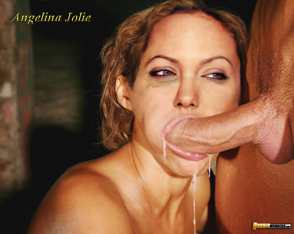 Порно фото анджолины джоли